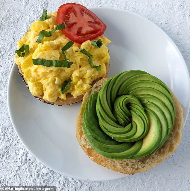 Instead, Millenials and Gen Z members are opting for Instagram friendly treats such as decadent avocado toast (pictured)