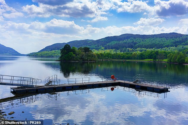 Inveruglas , a hamlet on the west shore of Loch Lomond is one of the places given a 4G signal boost to ensure visitors can stay connected while out on 'staycation'