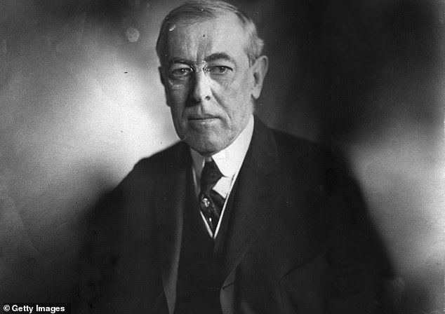 Wilson, who was president of Princeton University before becoming president, was known to be pro-segregation