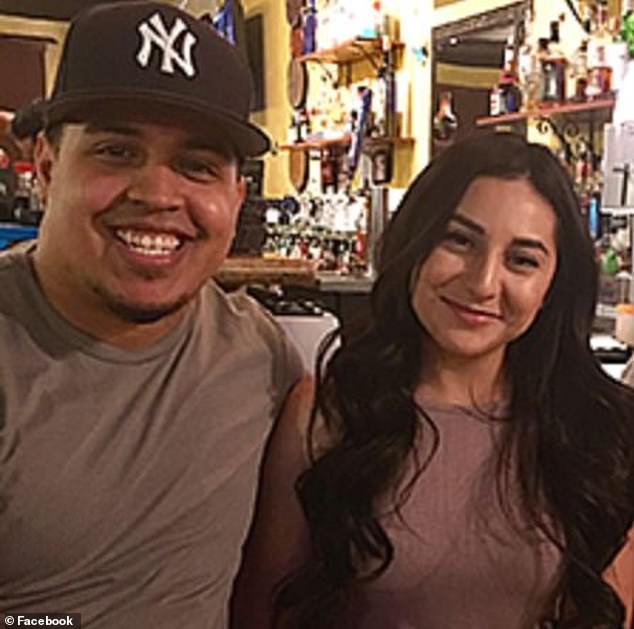 Jonathan Reynoso, 28 (left), and his 26-year-old girlfriend, Audrey Moran (right), were reported missing in May 2017 in Southern California