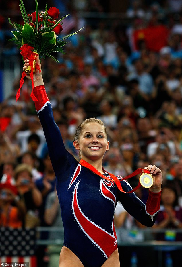 Winner: The former gymnast took home one gold and three silver medals at the Olympics