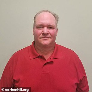 Carbon Hill Mayor Mark Chambers submitted his resignation letter to the city clerk on Saturday. The motion hasn't been approved by the city council yet, however an emergency meeting will be held regarding the matter Wednesday, reports say