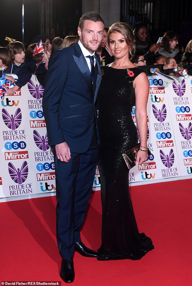 Not entertaining it 'Jamie's clearly standing up for his wife and won't entertain the olive branch until this is resolved,' a source told The Sun