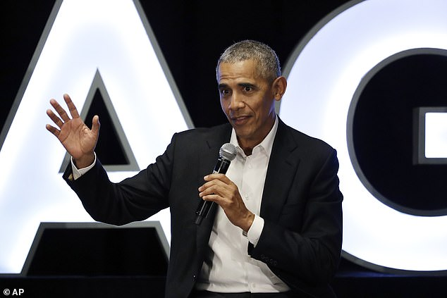 Former President Barack Obama highly-anticipated book, the subject of a lucrative publishing deal, has been pushed off until after the elections
