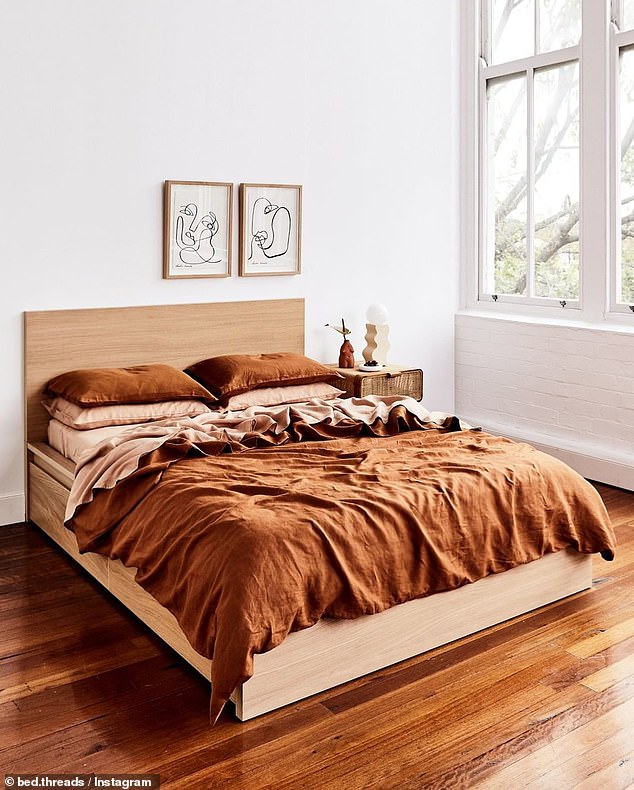 You should be replacing your bed linen every two to four years and swapping out your doona for a new one every five years, a team of bedding experts have revealed