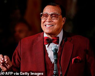 The new Fox 'Soul' network was to air Nation of Islam leader Louis Farrakhan's 'Message to America' on a special July 4th program