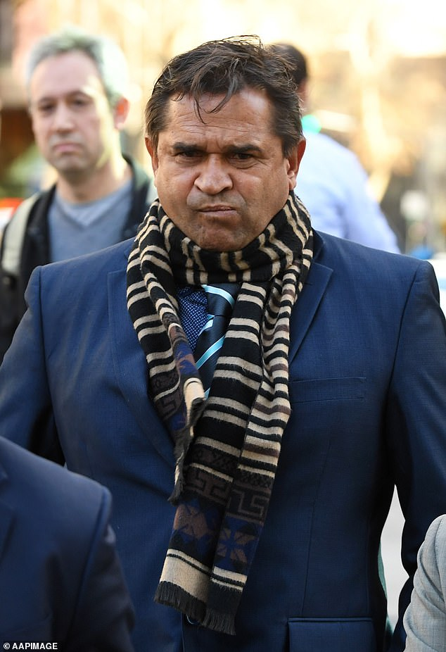 AFL great Nicky Winmar is seeking legal action against Mike Sheahan, Sam Newman and Don Scott