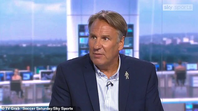 Paul Merson believes Chelsea could be Premier League winners again in the next few years