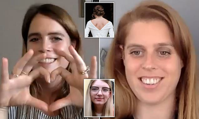 Princess Eugenie is praised for showing her scar by cancer patient