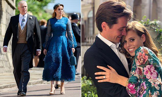Princess Beatrice and Edo Mapelli Mozzi 'considering move to Italy'