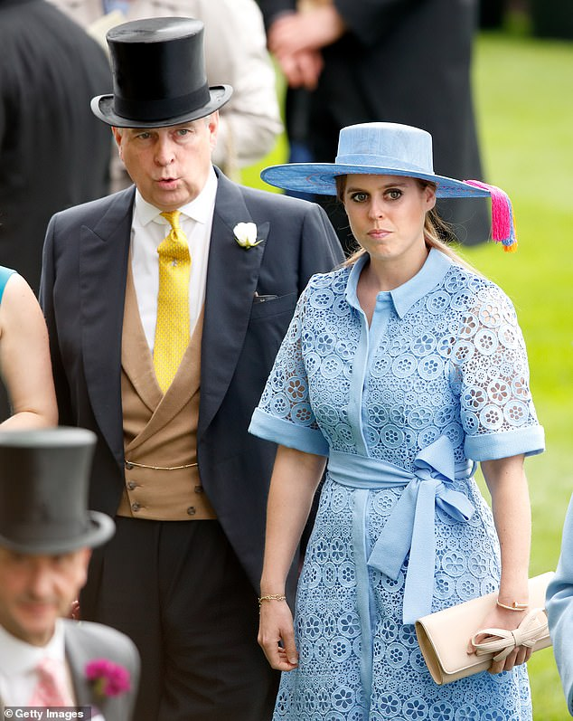 According to Phil, Princess Beatrice 'has put up with a lot' including the 'furore' around her father's scandal and wishes to 'get away from it all'