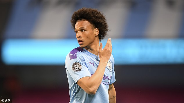 Leroy Sané has sealed a move to Bayern Munich on a five-year deal, say reports in Germany