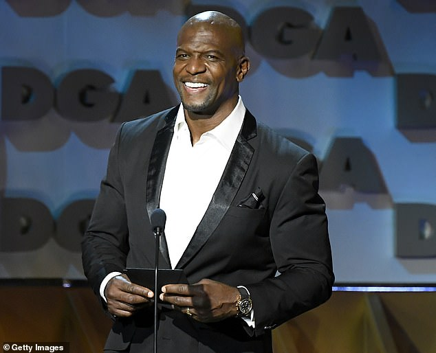 Actor Terry Crews has said the Black Lives Matter movement shouldn't turn into Black Lives Better as anti-racism protests continue to be held across the United States