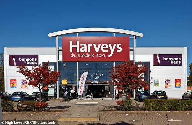 Harveys became another casualty of the pandemic today as the furniture chain fell into administration, with the immediate loss of 240 jobs