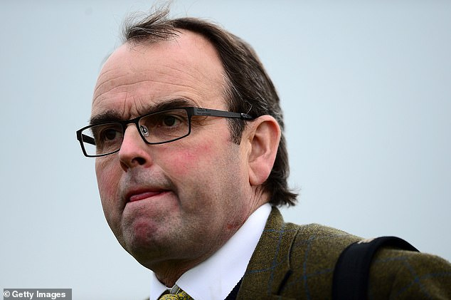 Alan King also pulled out two horses, stating he was 'not prepared to travel to Leicester'
