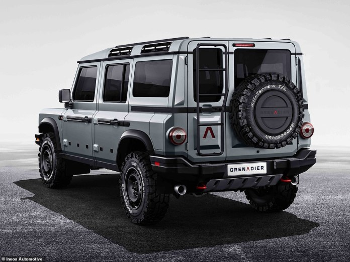The Grenadier is a square and raw 4X4 that caters to several markets. While the majority of customers are likely to be farmers and farm types, it will also cater to lifestyle buyers and those who are obsessed with serious off-roading.