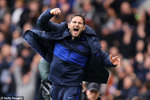 The Blues have looked much better post-lockdown and Lampard is very much responsible