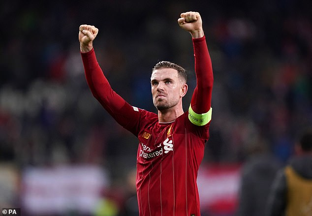 Having won the title, Henderson warned that Liverpool must keep improving their game