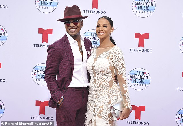 Together again:Ne-Yo, 40, and his wife Crystal Renay, 34, have reconciled from the brink of divorce