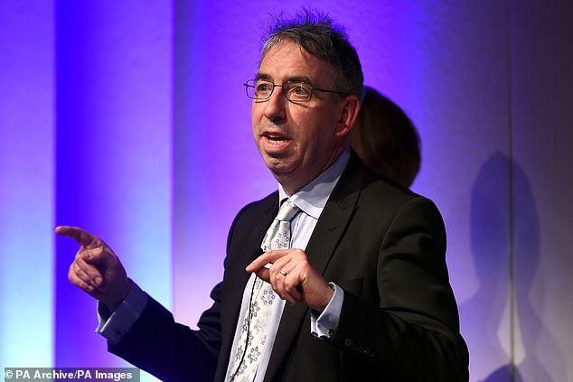 PHE has been responsible for the initially chaotic coronavirus testing regime as well as the decision made early in the crisis to abandon widespread tracking of the virus. Pictured: The agency's chief executive Duncan Selbie