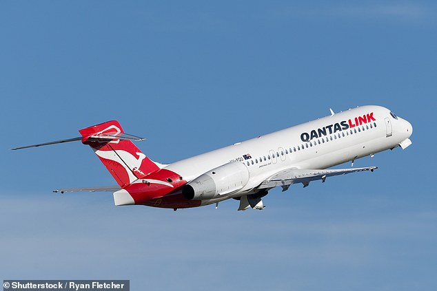 On Wednesday morning, the airline's regional carrier QantasLink flew direct from Sydney to Byron Bay - the first for Qantas in 15 years