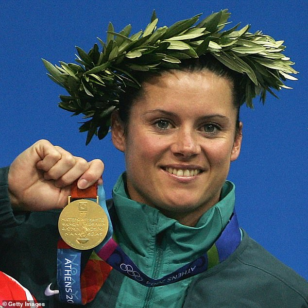 Newbery won gold at the 2004 Olympics in Athens for the 10 metre platform