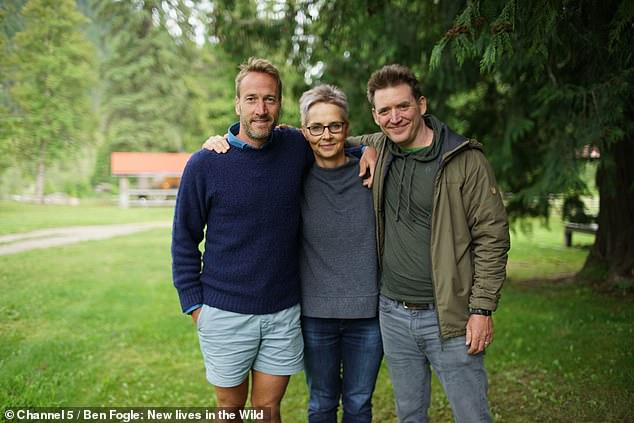 Fans of Ben Fogle: New Lives in the Wild were saddened to hear that former war correspondent Julius Strauss, from London, was selling his bear watching business in British Columbia after the death of his partner Kristin, who passed away from cancer in February