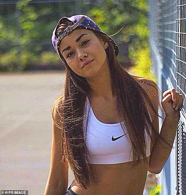 Mia Ayliffe-Chung, 20, had previously worked as a waitress in Surfers Paradise before travelling to north Queensland for a fruit picking work to extend her visa