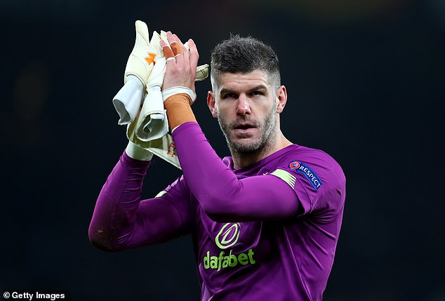 Southampton are not willing to let Fraser Forster out on loan to Celtic again next season