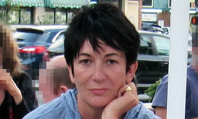 How Ghislaine Maxwell tried to avoid detection while in hiding