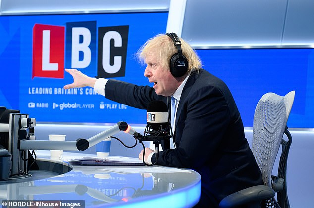 The Prime Minister batted away the suggestion that the US authorities should ask him for help to access to the Duke of York claiming: 'It's a matter for the Royal Family'