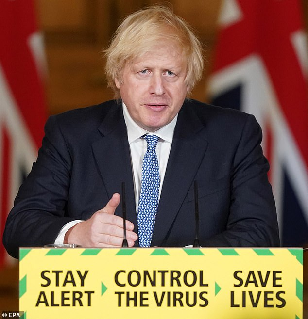 Boris Johnson has refused to speak about the 'movements and doings' of his father Stanley who flew to Greece in a brazen defiance of pandemic travel warnings
