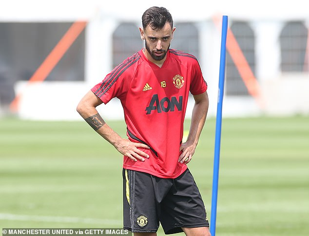 Fernandes, who has excelled since joining United in January, is said to have deteriorated