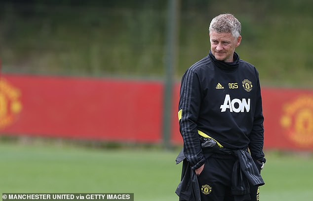 The news will be worrying for Ole Gunnar Solskjaer with his team facing a busy schedule