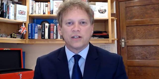 Confusingly Greece made the list, despite Transport Secretary Grant Shapps (pictured) suggesting only this morning that it would be missed off as it has declared arrivals from the UK will be ordered to self-isolate
