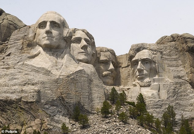 Trump will make remarks at Mount Rushmore on Friday, July 3 – where the state says the crowd will be limited to 7,500 attendees