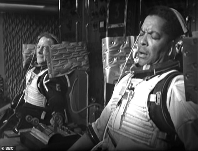 Some of Cameron's most beloved roles came in Doctor Who (photo), in which he became the first black actor to play an astronaut, and the James Bond film Tunderball