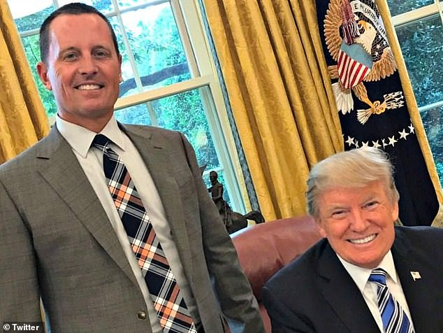 President Trump retweeted posts by Former U.S. Ambassador to Germany, Richard Grenell who publicly thanked the president while questioning the media's motivation in its reportage of the drughydroxychloroquine