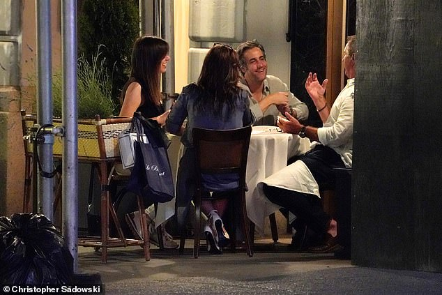 He was with his wife Laura and another couple and did not leave the establishment until 11:30 p.m.