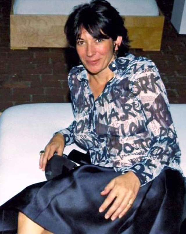 FIXER: Maxwell was said to be 'powerfully persuasive' and called herself the 'mother hen' of Jeffrey Epstein's girls. Juan Alessi, Epstein's former housekeeper at Palm Beach, claims that Maxwell (pictured above) loved to take nude photographs of girls, which she stored in an album on her desk