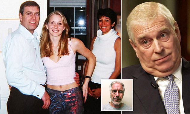 Ministers hope Prince Andrew will speak to FBI over links to Maxwell