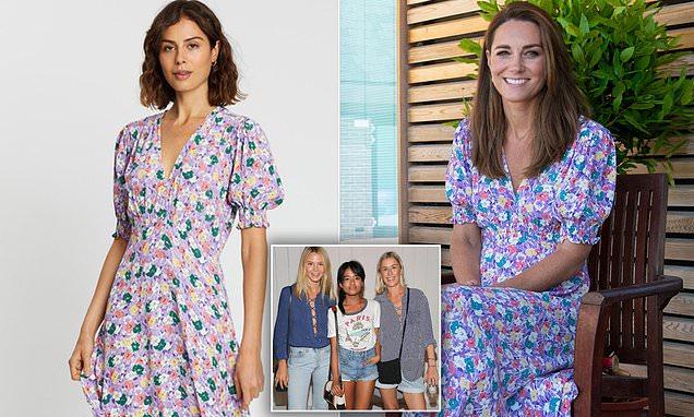 Faithfull designers reveal Kate Middleton is their best ever ad