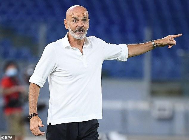 Il succédera à l'actuel manager de Milan Stefano Pioli après la fin de la campagne en cours