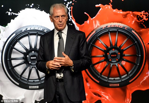 Pirelli chief Marco Tronchetti says the company can 'help' in the bid to sign the Argentine