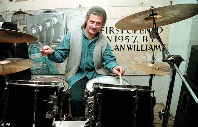 Pete Best, 78, extended an olive branch to his replacement Sir Ringo Starr for his birthday