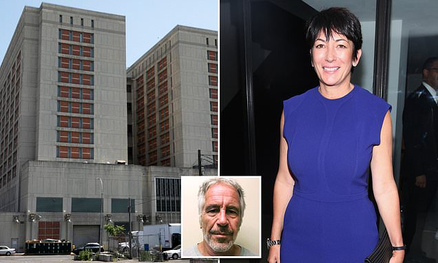 Ghislaine Maxwell was given paper clothes when she arrived at jail