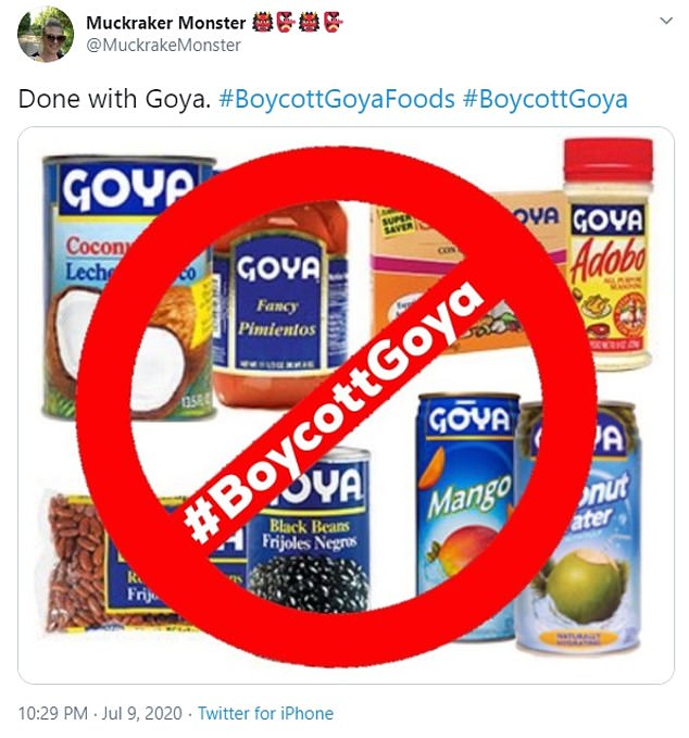 Now the largest Hispanic-owned company in the U.S. faces a boycott campaign after CEO Robert praised Donald Trump
