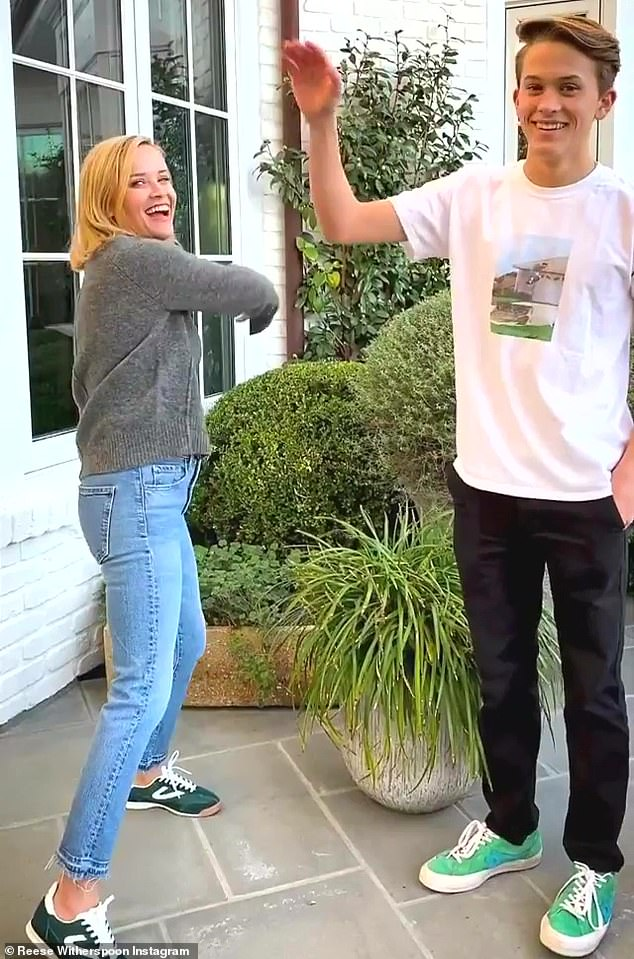 The basics: Deacon joined Reese in a hilarious Instagram video from February in which he tried to explain what dapping was, and how it was different from dabbing