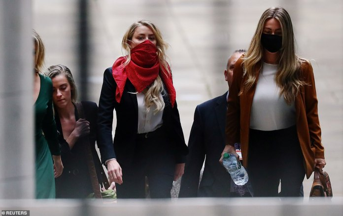 The 57-year-old actor was cross-examined on the stand by The Sun's lawyer and asked about the trip he took with his ex-wife Heard, 34, in August 2014 - while they were engaged to be married