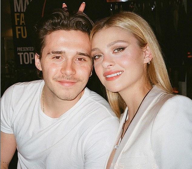 Wedding bells?Brooklyn Beckham is reportedly engaged to his girlfriend Nicola Peltz